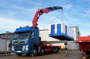 lorry-mounted-crane